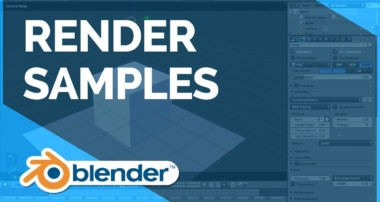 Cycles Render Samples – Blender Fundamentals