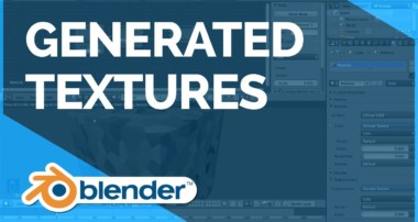 Generated/Procedural Textures – Blender Fundamentals