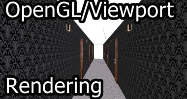 How To OpenGL Render Viewport In Blender