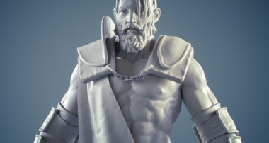 Modeling Realistic Characters with Blender – Course Teaser