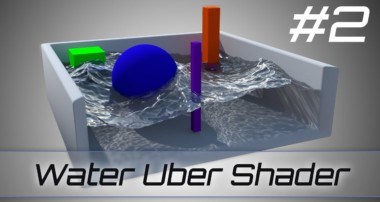 Cycles | Water Uber Shader Part 2