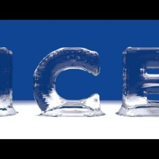 Blender Tutorial For Beginners: Ice text
