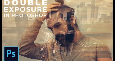 How to make a Double Exposure Effect in Photoshop CC, CS6