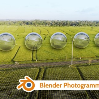 Blender Photogrammetry Addon v1.0