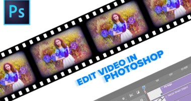 How to edit Video in Photoshop CC and CS6 | Beyond Basics, Photoshop Tutorial