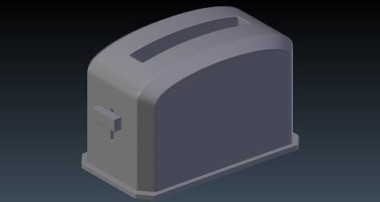 Blender: Modeling a Toaster for Beginners (Part 2)