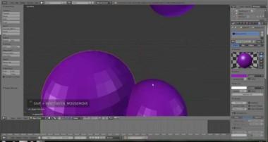 Blender 3D Tutorial – Mehrere Objekte zusammenfügen und trennen [German] [FULL HD]