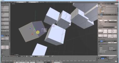 Blender 3d Modeling Tutorial ( 6 ) – Important Hotkeys and 3D Manipulation