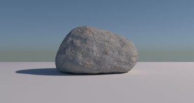 How to Create a Rock in Blender Using Built-In Textures