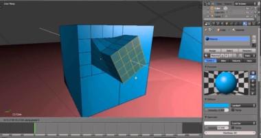 Blender 2.6 Tutorial – Basic Object Modeling Techniques  2.63a