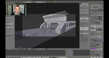 How I Do Bulkhead Panels in Blender 3D