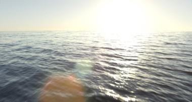Blender 2.8 Ocean Render