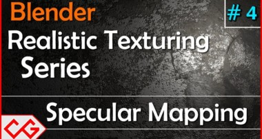 Specular Map Blender Tutorial – How to use Specular map in Blender (Blender Cycles Tutorial)