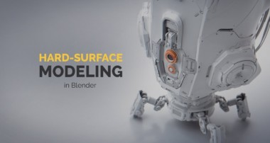 Hard-surface Modeling in Blender Intro!
