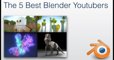 The 5 Best Blender Youtubers 2017