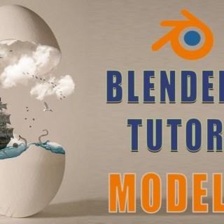 Blender 2.8 Low Poly 3D Modeling Tutorial | blender 2.8 game engine tutorial-8