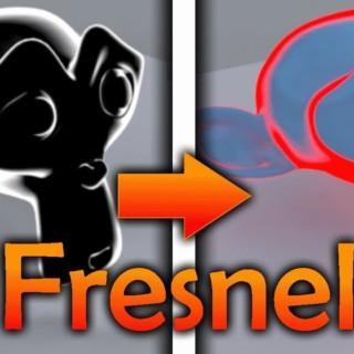Blender: Fresnel Magic! (Layer Weight)