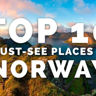 TOP 10 MUST-SEE PLACES IN NORWAY – A Photographer's Guide