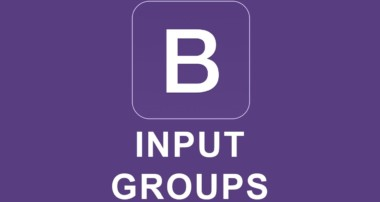 Bootstrap 4 Tutorial 17 – Input Groups