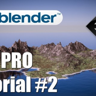 Blender. TGS PRO tutorial #2: render heightmap and export to unity3d.