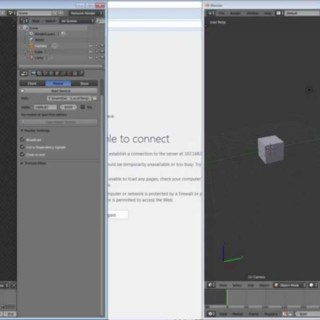 How to Setup a Blender Render Farm on Windows without VNC or RDC