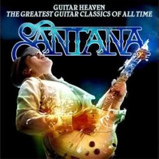 "GUITAR HEAVEN: Santana & Chris Daughtry do Def Leppard's ""Photograph"""