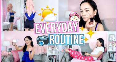 MY REAL LIFE AS BEAUTY VLOGGER ❤️ | EVERYDAY ROUTINE SA CONDO!