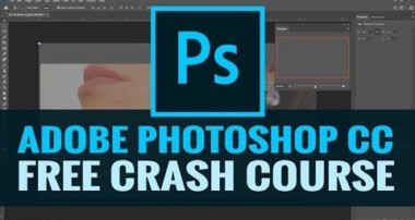 Learn Adobe Photoshop CC | CRASH COURSE FOR BEGINNERS