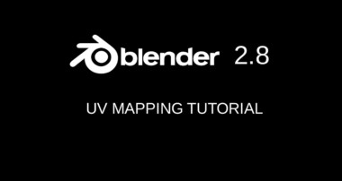 Uv mapping tutorial for Blender 2.80