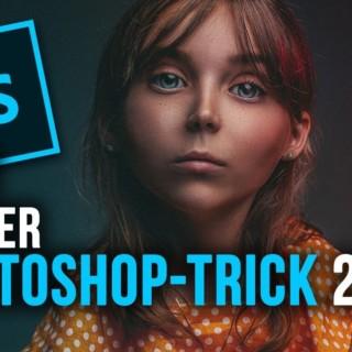 Mein bester PHOTOSHOP-Trick 2019 (German)