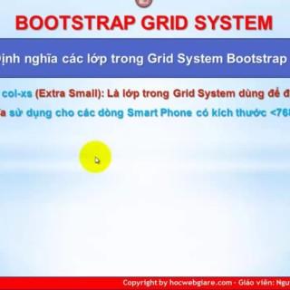 Cách sử dụng Bootstrap Grid System (Phần 1)