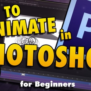 How To Draw and Animate in Photoshop CS6 & CC – Tutorial for Beginners