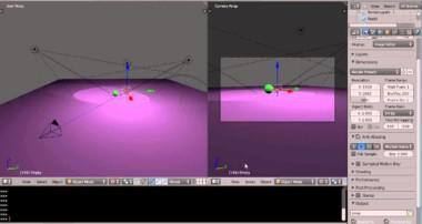 Blender Tutorial – Basic Camera and Scene Setup
