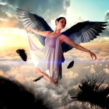 How to Make a Fantasy Photo Manipulation – Angels fly –  Photoshop manipulation tutorials