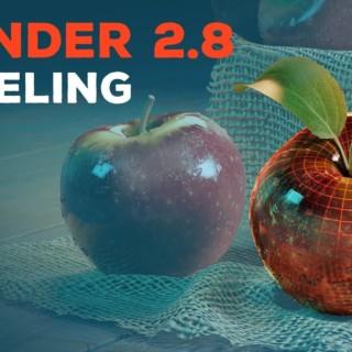 Blender 2.8 Beginner Tutorial – Part 3: Organic Modeling