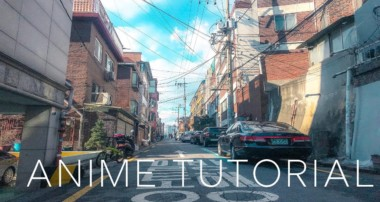 Anime Editing – Under a minute – Lightroom Mobile