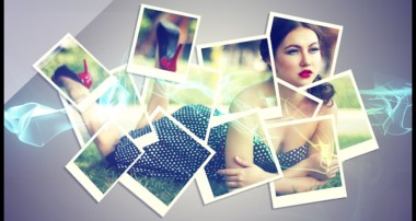 Photoshop CS6 Tutorial – Creative A Collage Effect
