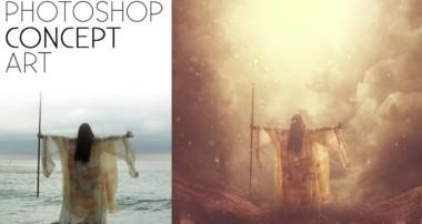 Photoshop Concept Art Tutorials | Photo Manipulation Effects