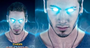 Superhuman LIGHTNING Effect |  Photoshop Manipulation Tutorial