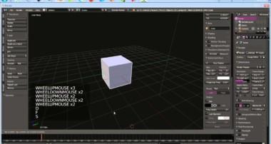 Création d'un objet à partir d'une image dans Blender 3D
