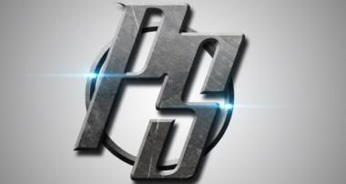 Photoshop CS6 Tutorial – Logo Design (Metal)
