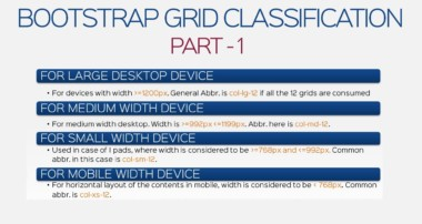 bootstrap grid tutorial explained – part 1