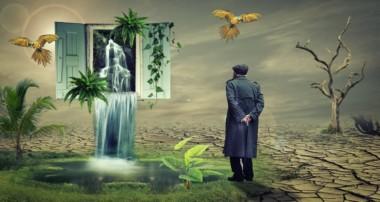 Magic window photo manipulation | photoshop tutorial cs6/cc