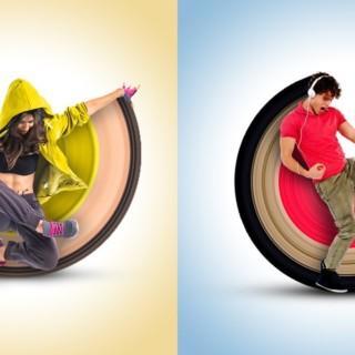 Circular Pixel Stretch Effect – Photoshop Tutorial