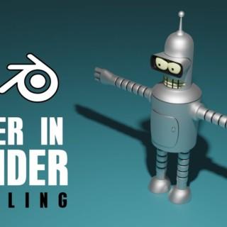 Blender Character Modeling Tutorial – Character Design In Blender