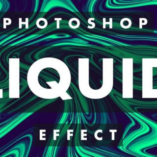 Liquid Effect Tutorial | Adobe Photoshop