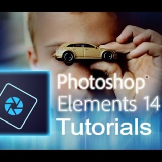 Photoshop Elements 14 – Tutorial for Beginners [COMPLETE]*
