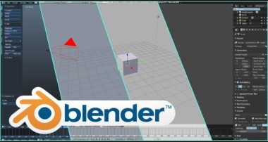 How to setup Custom Themes in Blender. full HD