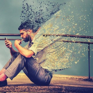 Dust dispersion effect | photoshop tutorial cs6/cc