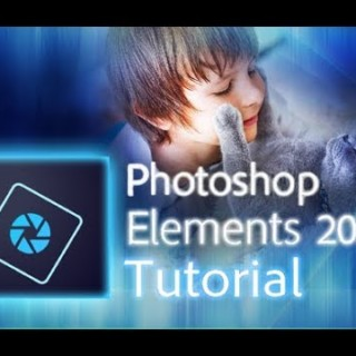 Photoshop Elements 2020 – Full Tutorial for Beginners [+General Overview]